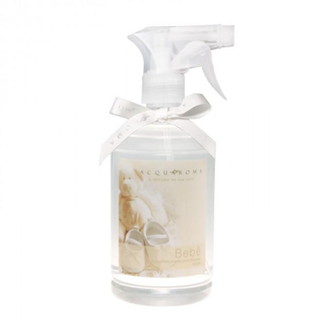 Água perfumada para roupas 500ml - Acquaroma Linha