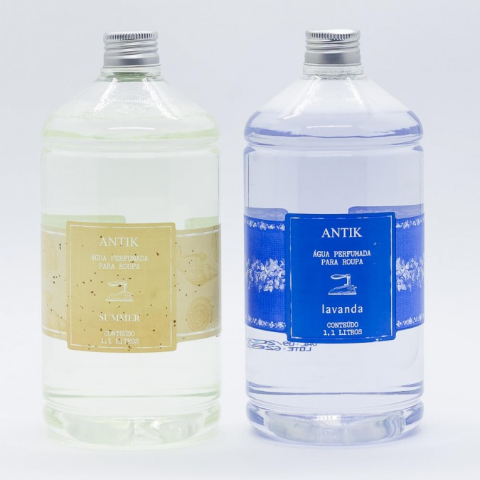 Antik - Água Perfumada para Roupas 1,1L