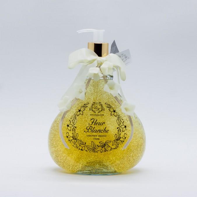 Sabonete líquido Dani Fernandes Linha Fleur Blanch