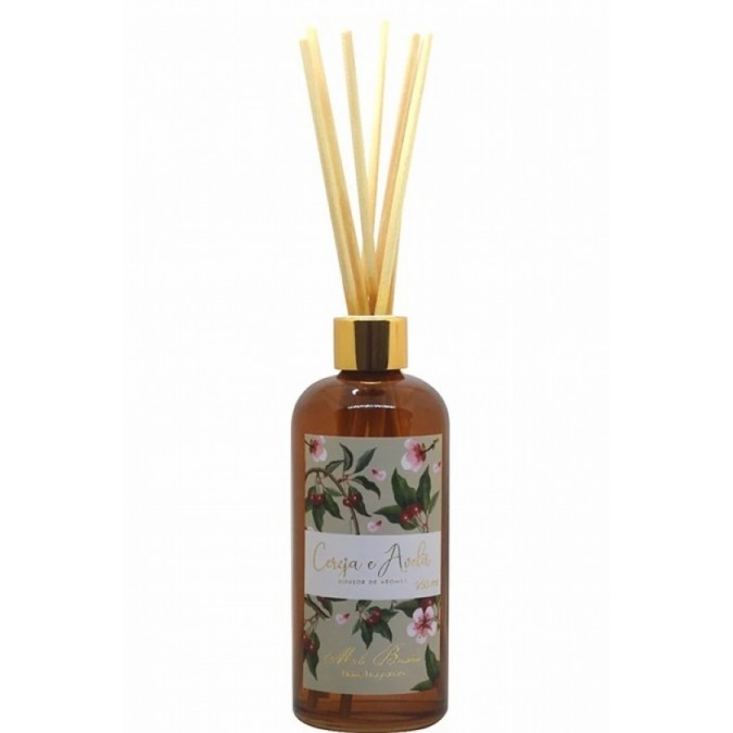 Mel's Brushes-Difusor de Aromas Equilibrio 200/250