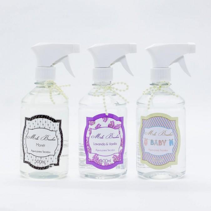 Mel Brushes - Água Perfumada para Roupas 500ml