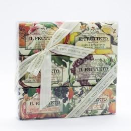Sabonete em barra Nesti Dante - Kit c/6 - IL Frutt .