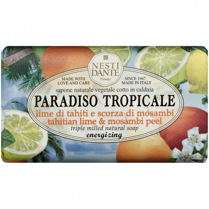 Nesti Dante - Sabonete Paradiso Tropicale 250g